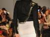 Galata Cropped Jacket, Black