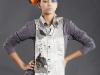 Silk Tee Time-Heather Grey